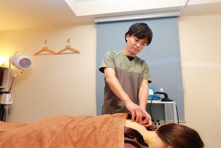 身体の鍼灸